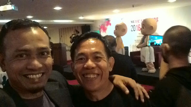 Khairuddin Lim, Kaki Travel, SBB2016, Sepetang Bersama Blogger,