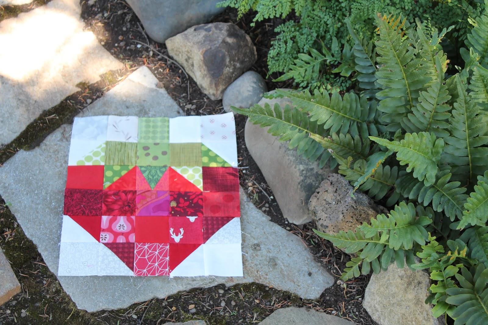 oh scrap garden blocks - Scrap Garden
