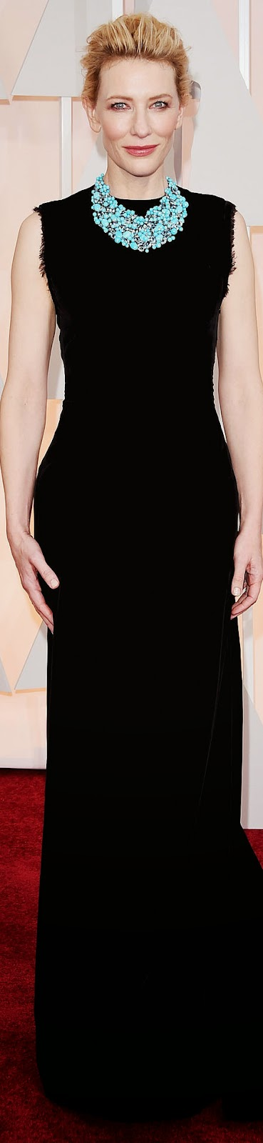 CATE BLANCHETTE 2015 OSCAR RED CARPET