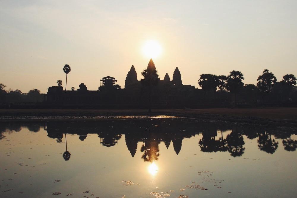 Was kostet 1 Monat in Kambodscha?