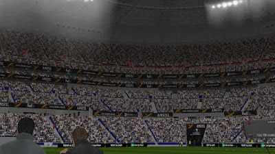 PES 6 Stadiums Groupama ( UEFA Europa League FINAL 2018 )