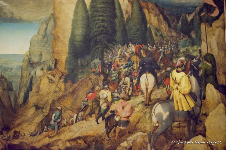 Brueghel en Kunsthistorisches Museum - Viena, por El Guisante Verde Project