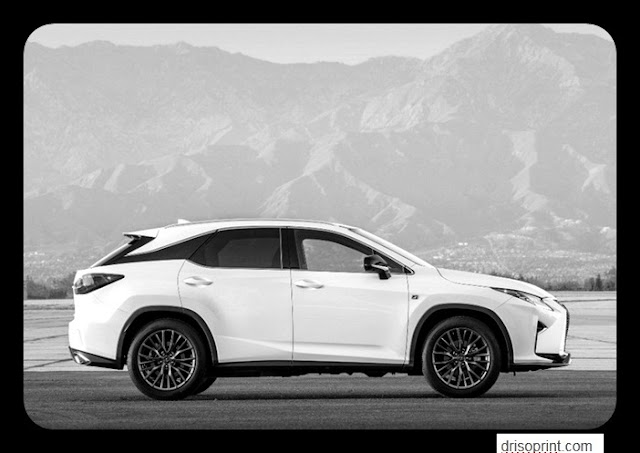 New Lexus RX 2016 In Asia Pacific