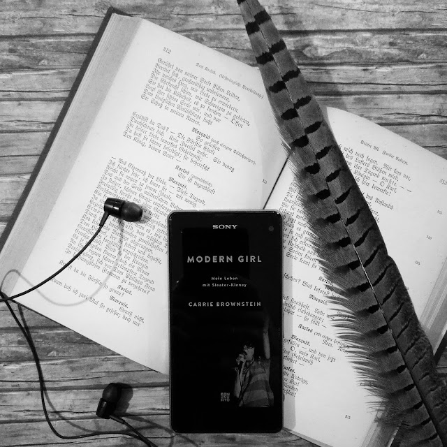 [Books] Carrie Brownstein - Modern Girl: Mein Leben mit Sleater-Kinney