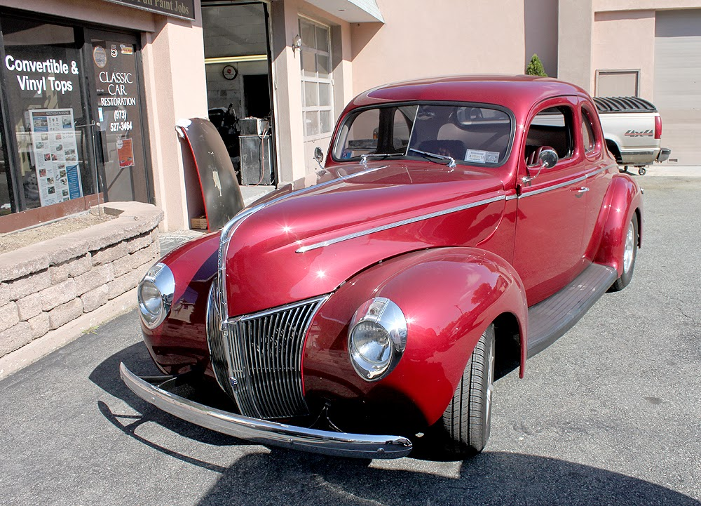 1940 Ford Netcong Auto Restorations, LLC.