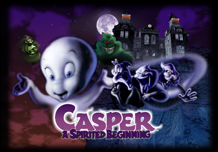 Casper 1995 American live-action family comedy fantasy feature film
