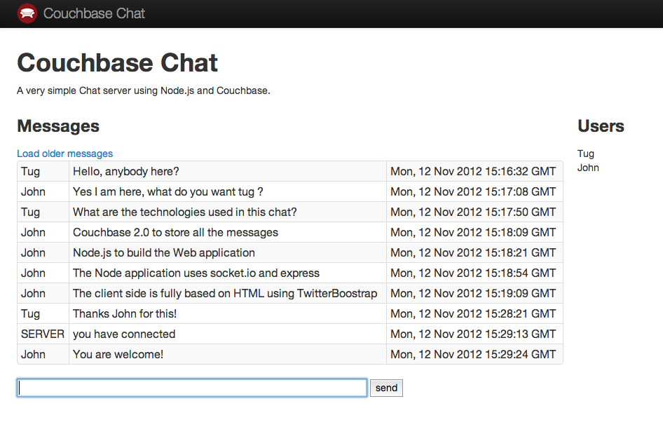 Tug S Blog Building A Chat Application Using Node Js And