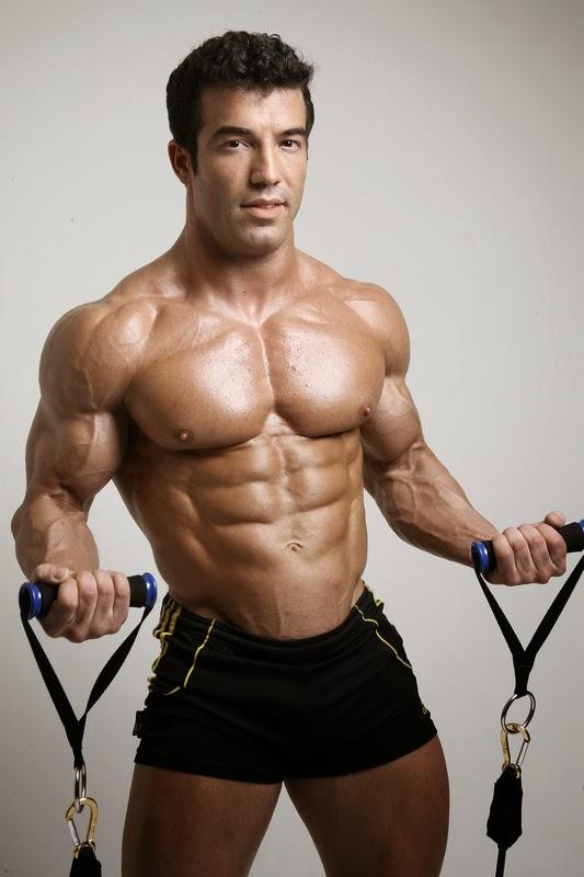 Fitness Models On Instagram Overtaking Celebrities As Role: Daily Bodybuilding Motivation: Shredded Bodybuilder Nelson