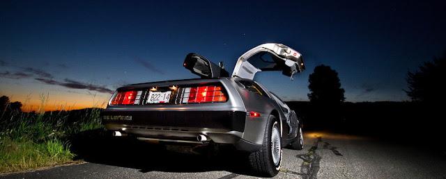DeLoreon Back To The Future