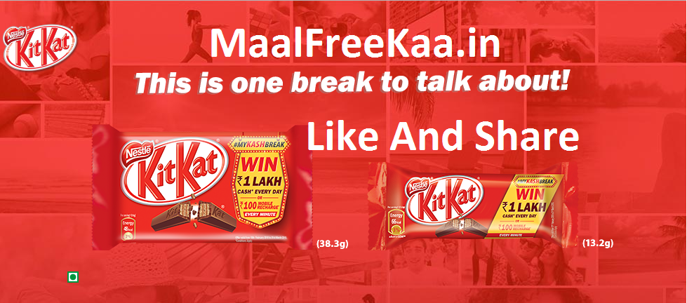 Daily Win Free 1 Lakh And Mobile Recharge Every Hours - Freebie