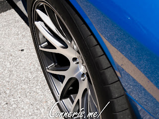 Dodge Challenger Wheel Detail