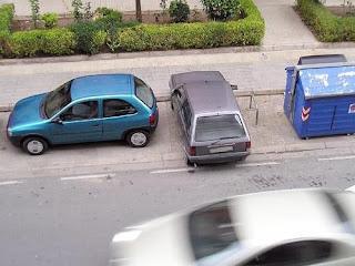 Estación de autobuses de Logroño: parking