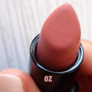 verdebio Defa Cosmetics Velvet Matt Lipstick utopia