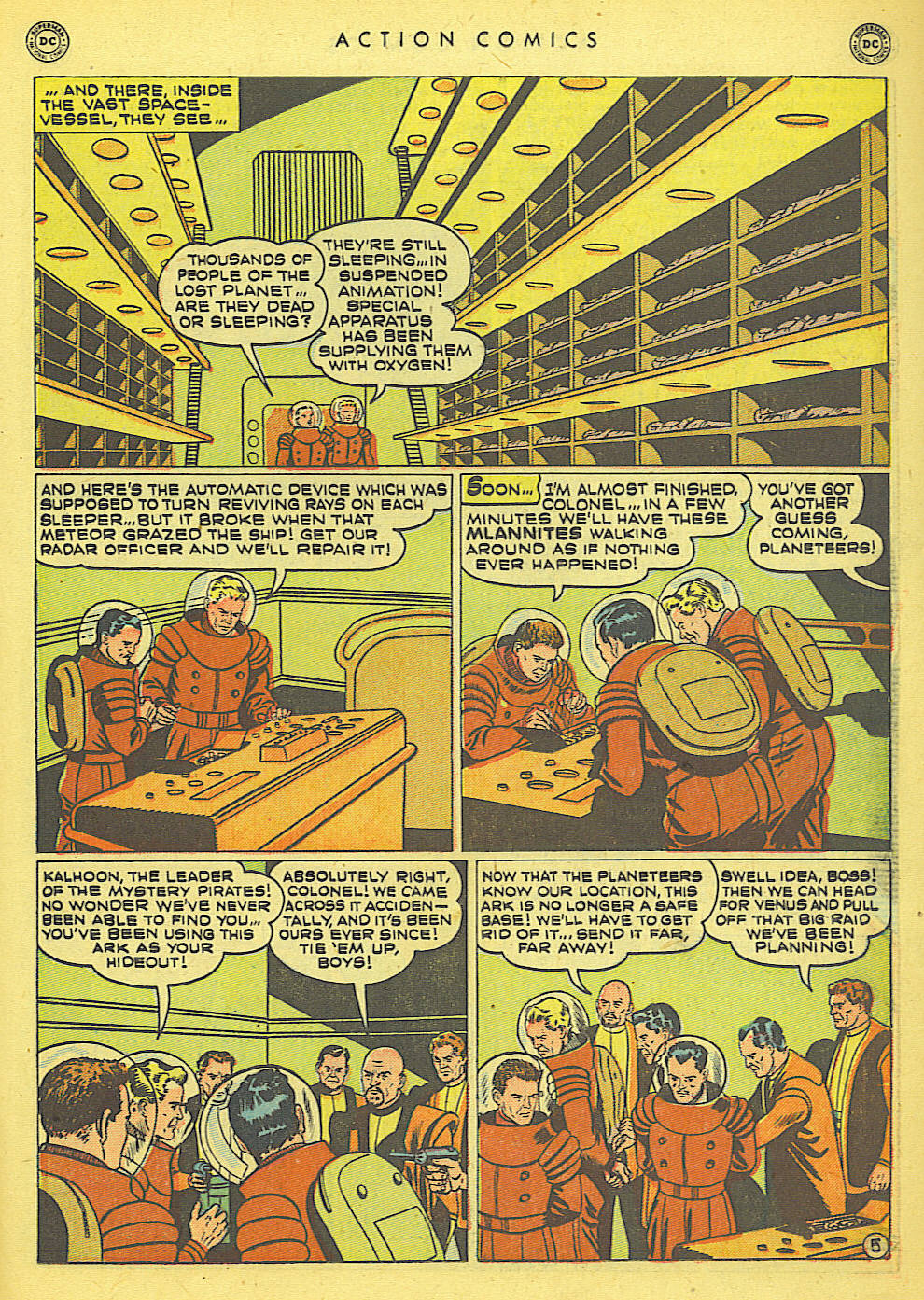 Read online Action Comics (1938) comic -  Issue #152 - 21