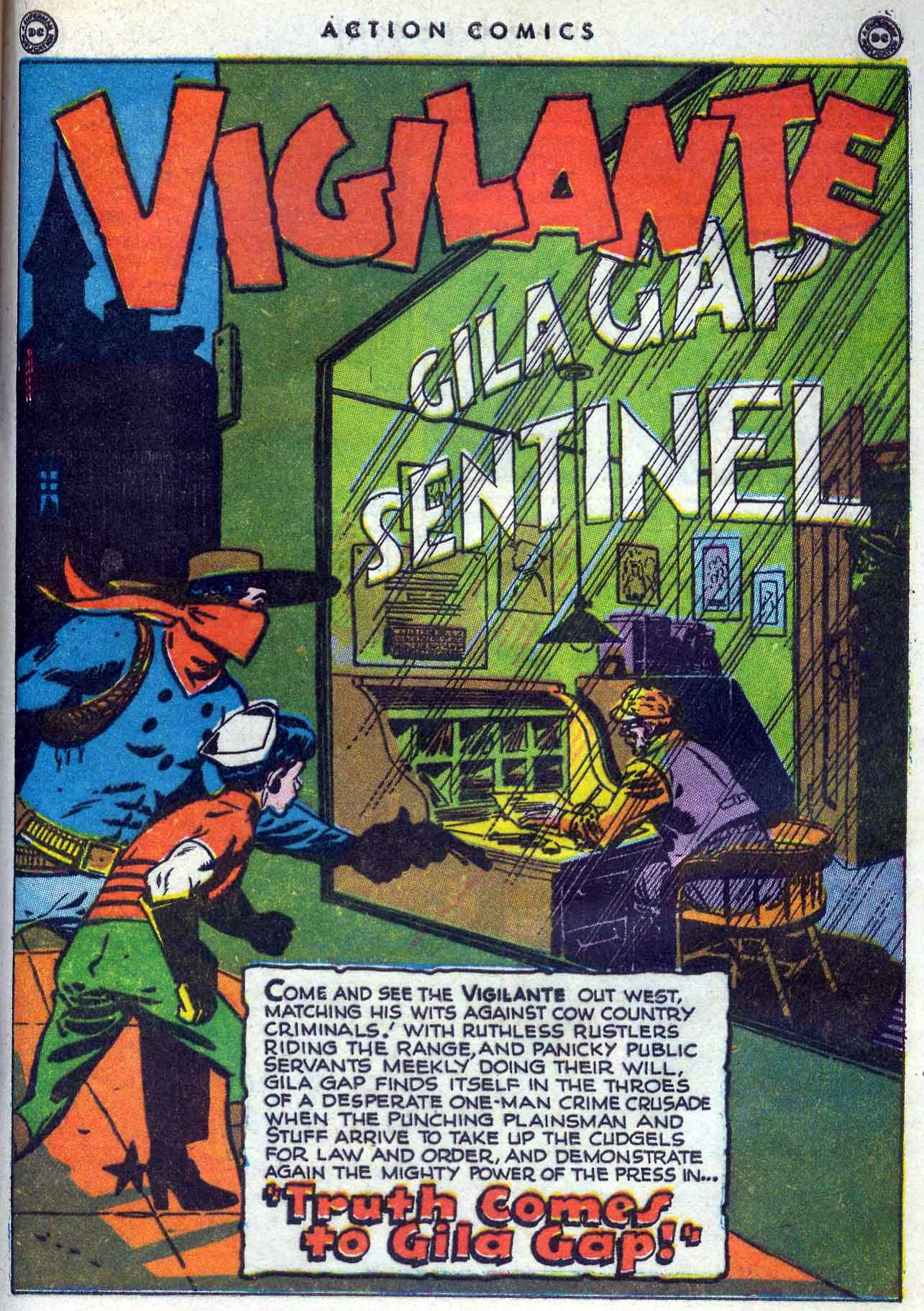 Read online Action Comics (1938) comic -  Issue #105 - 41