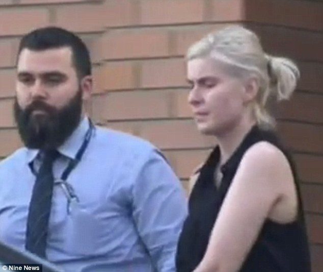 University student, 20, 'beat her 56-year-old mother to death with a piece of wood because she couldn't handle her strict Macedonian parenting'