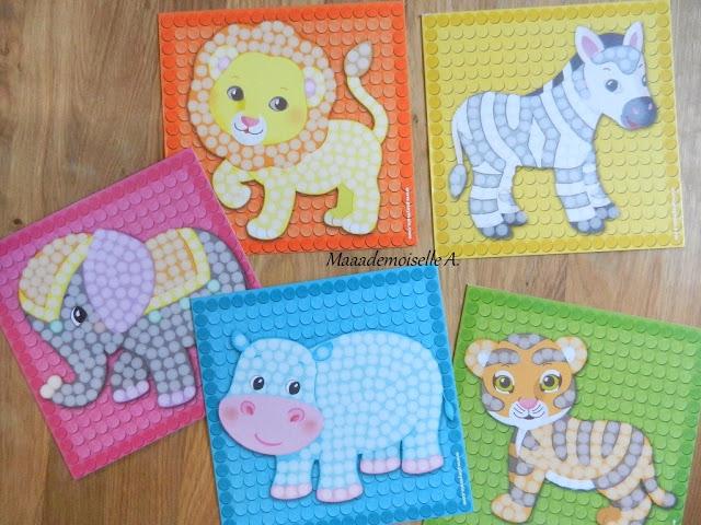 || PlayMais Mozaic Zoo (Présentation & Avis)