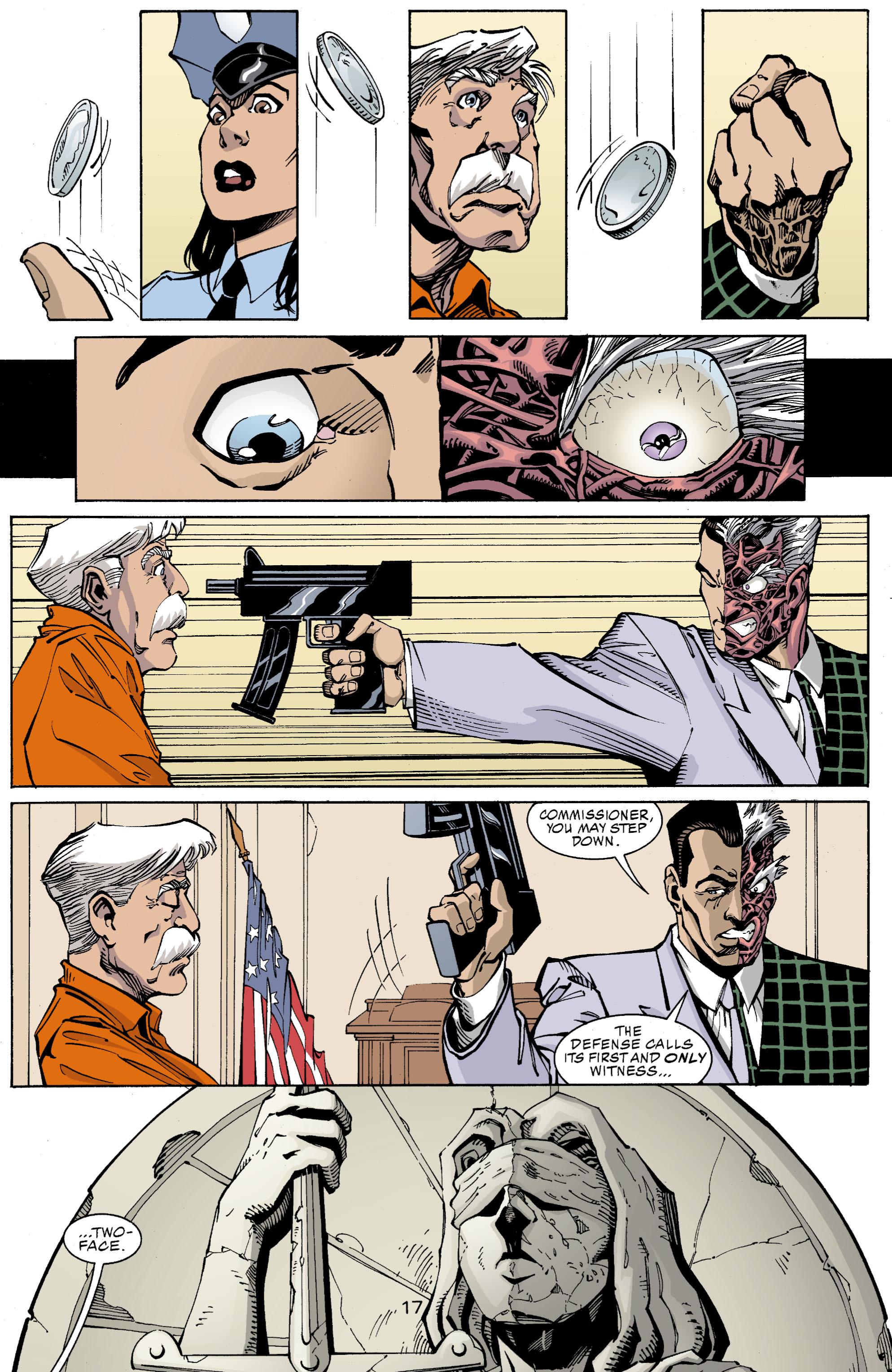 Detective Comics (1937) 739 Page 16