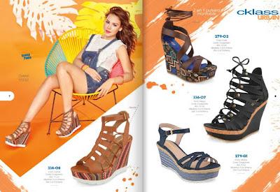 Digital Cklass zapato catalogo Urbano 2016 PV : Mexico