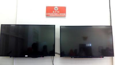 Radiation Portal Monitor dipasang oleh BAPETEN
