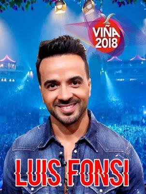 Luis Fonsi Viña 2018 Custom HDRip NTSC Latino