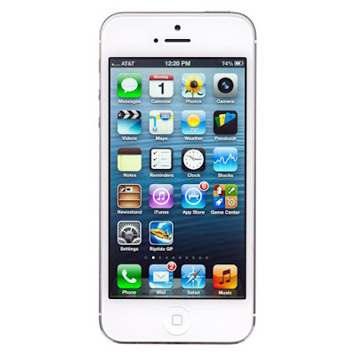 Spesifikasi dan Harga Apple iPhone 5 - 16 GB (Putih)