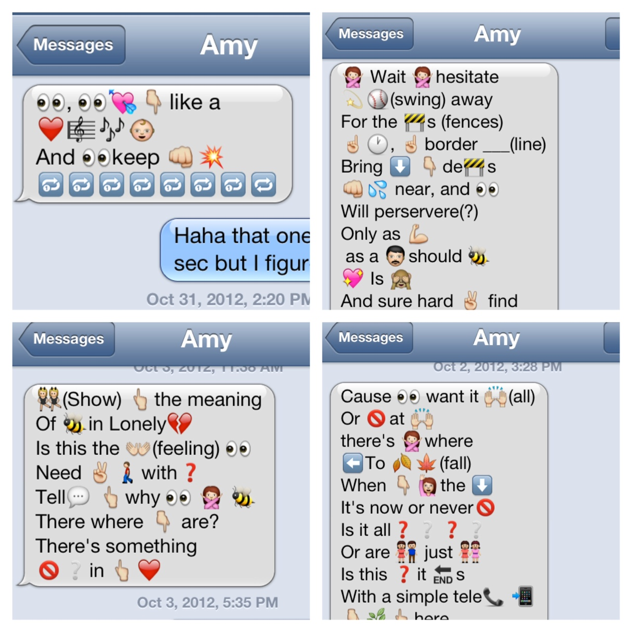 Dirty things to say to your girlfriend while texting