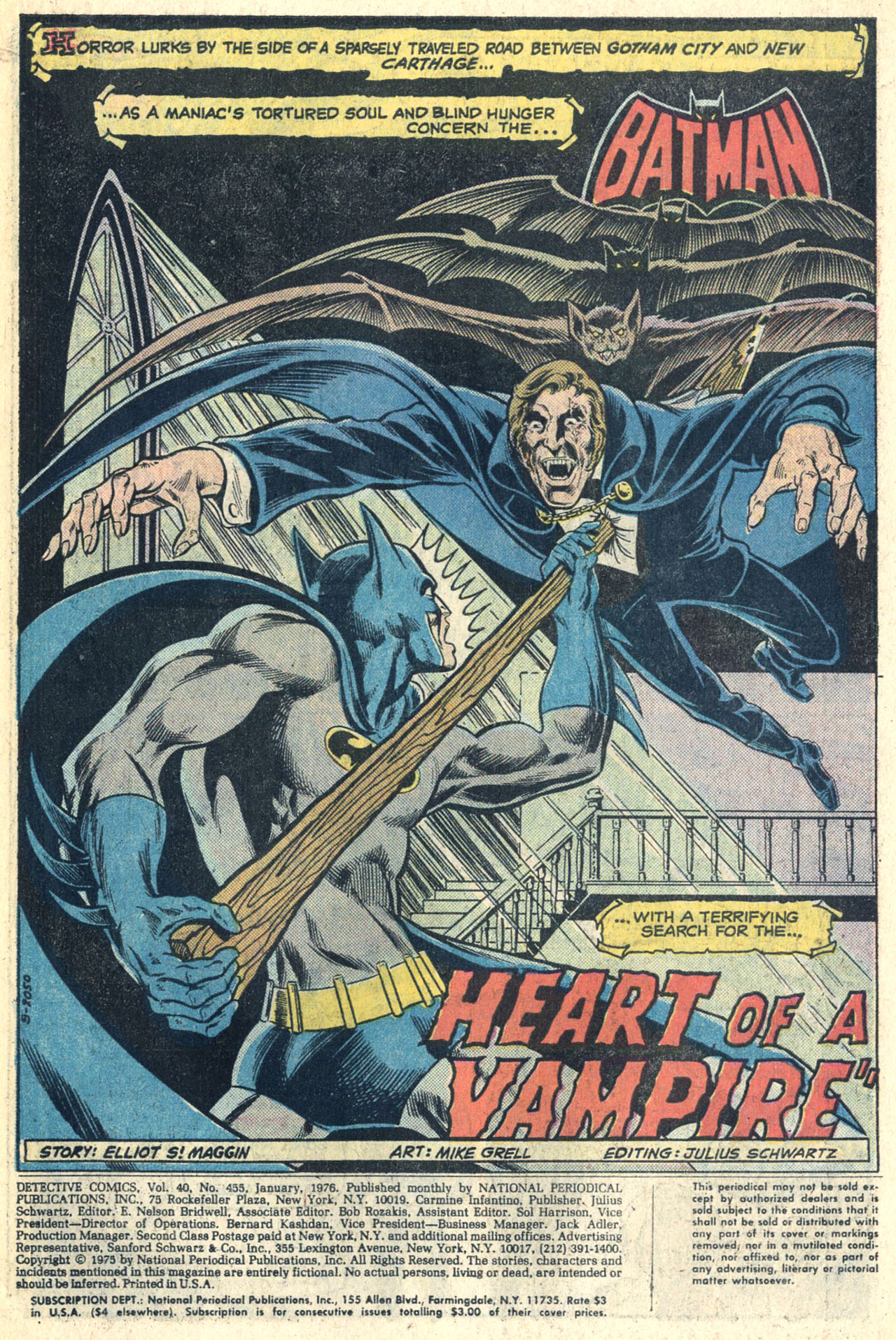 Detective Comics (1937) 455 Page 2