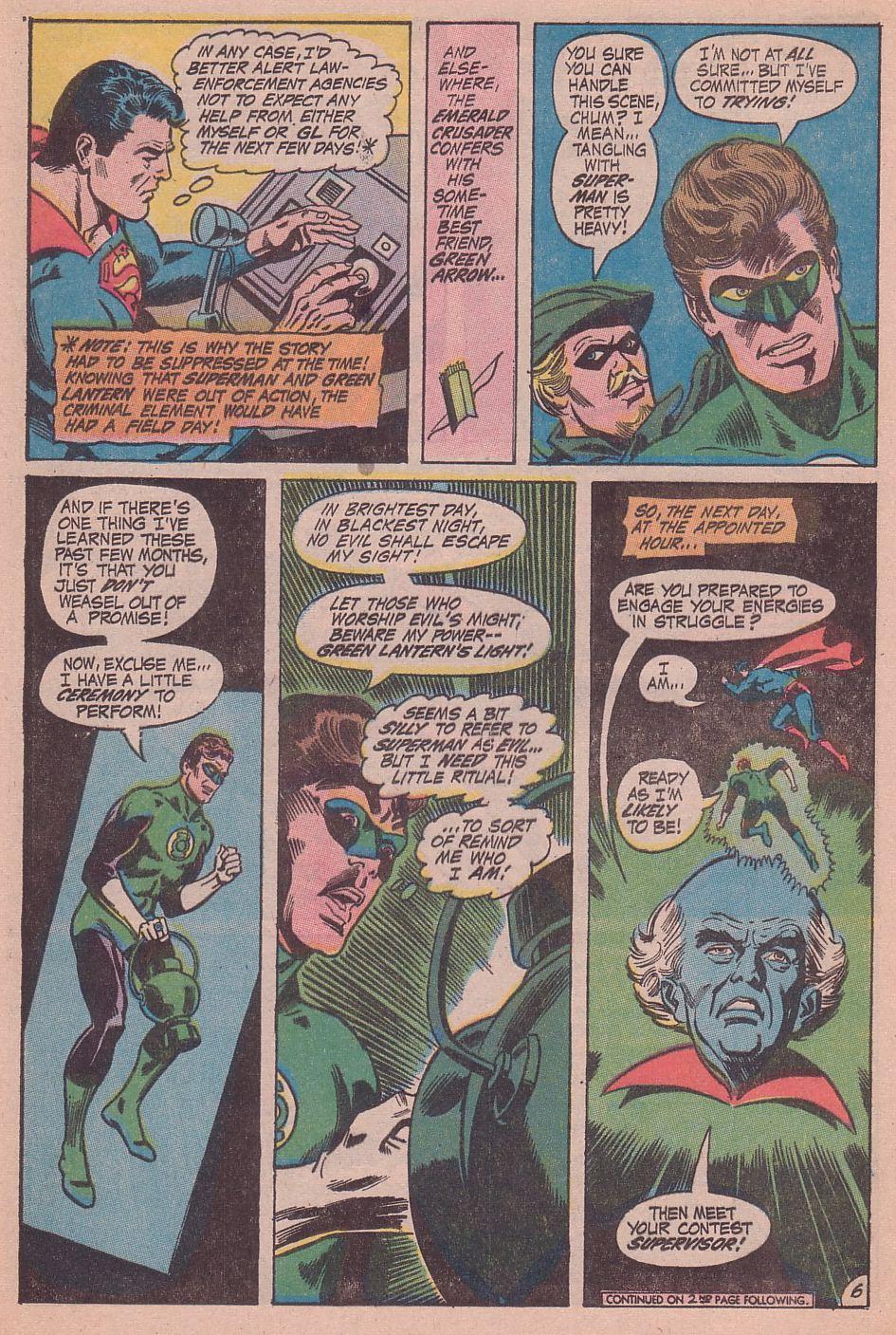 Read online World's Finest Comics comic -  Issue #201 - 8