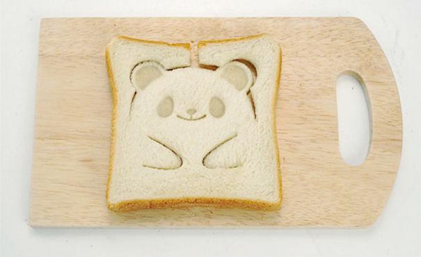 Panda tost