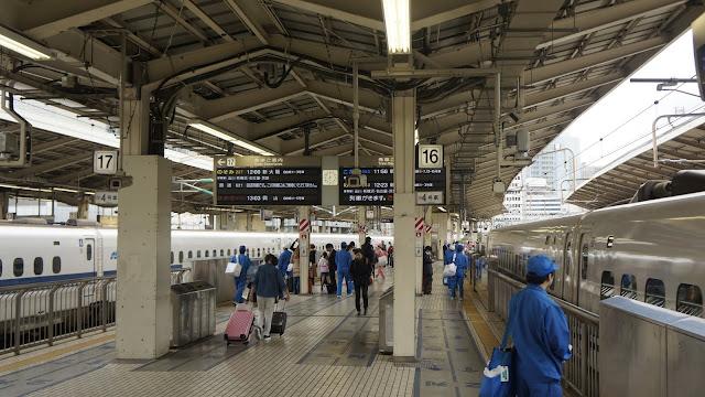 Japonia 2016: z wizytą w gorących źródłach