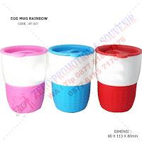 Souvenir Mug Promosi Egg Mug