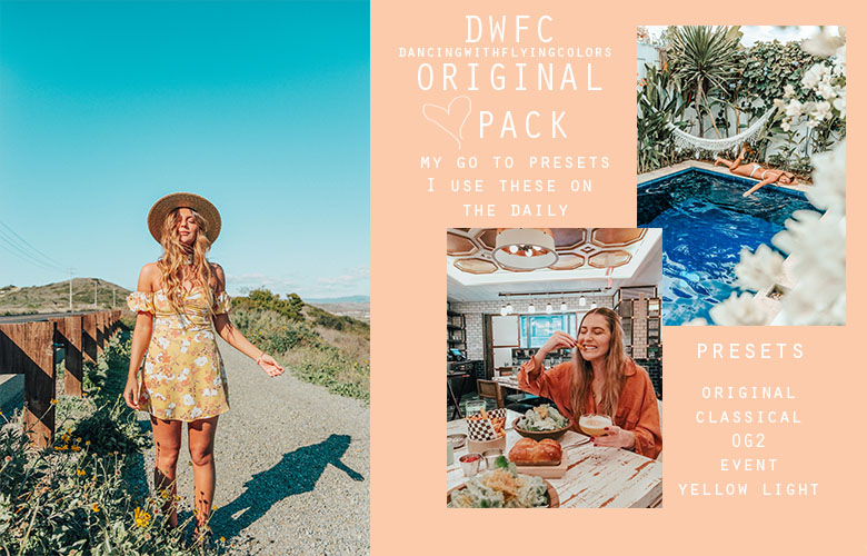 DWFC Original Preset Pack