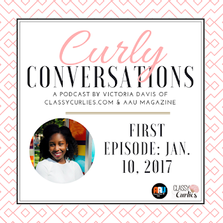 natural hair podcast - Curly Conversations