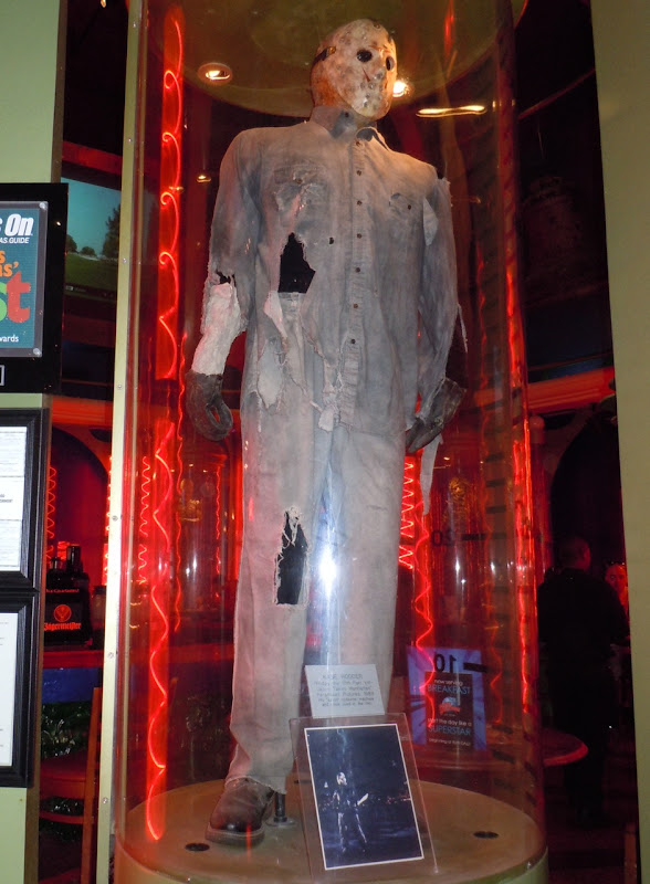 Friday 13th Part VIII Jason Voorhees movie costume