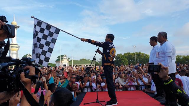 Tidak Sebut Angka 2, Jokowi Ketakutan yang Kekanakan