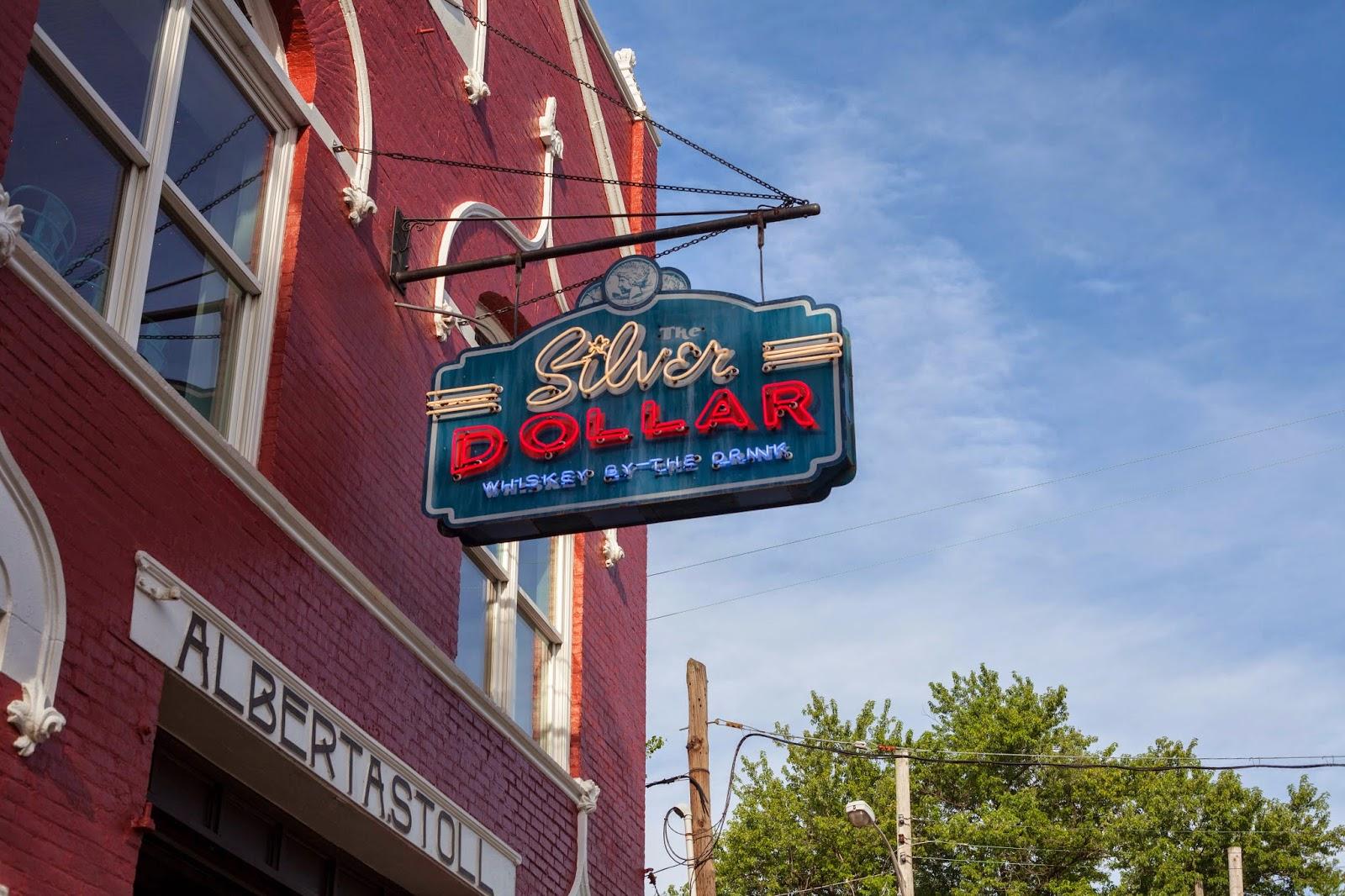 Louisville Silver Dollar