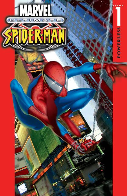 ultimate spider man brian michael bendis