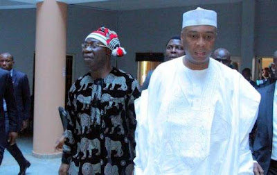 In The News: Saraki, Ekweremadu To Appear In Court today Over
