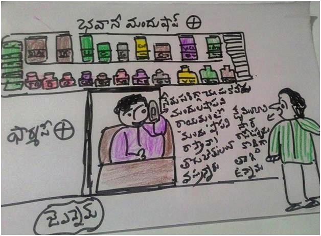 కార్టూన్లు - జె.నరసింహమూర్తిజె.నరసింహమూర్తి, తెలుగు బొమ్మ