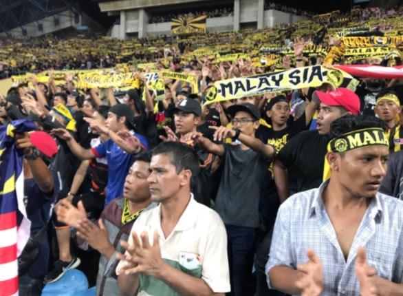 Rohingya Sokong Pasukan Bola Sepak Malaysia