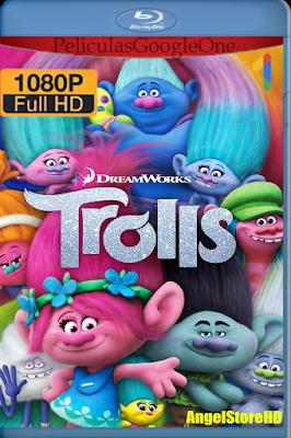 Trolls (2016) [1080p BRRip] [Latino-Inglés] [GoogleDrive] – By AngelStoreHD