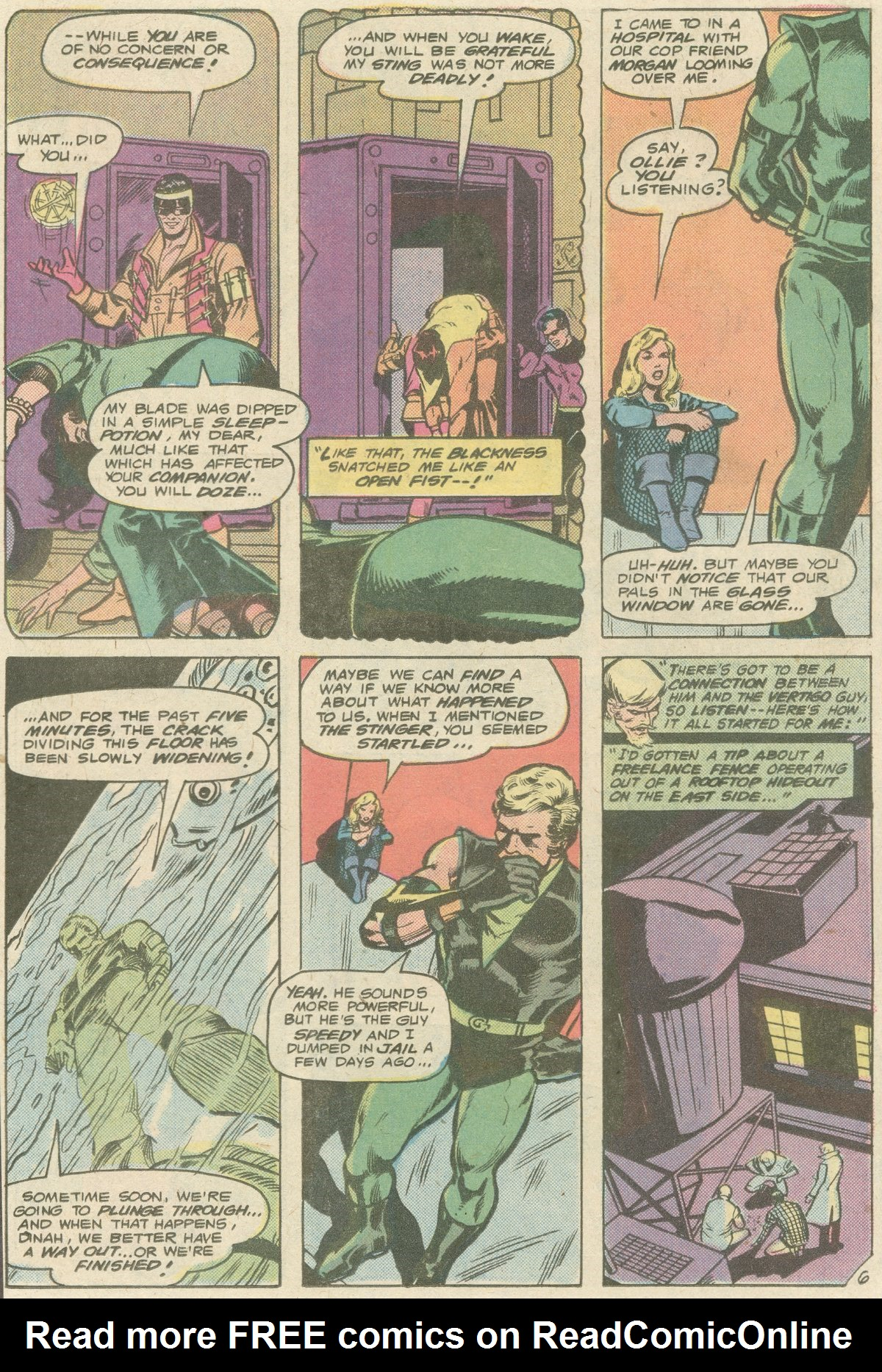 Read online World's Finest Comics comic -  Issue #252 - 35