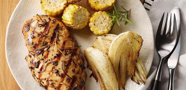 3 طرق لتحضير صدور الدجاج المشوية شهي ولذيذ
