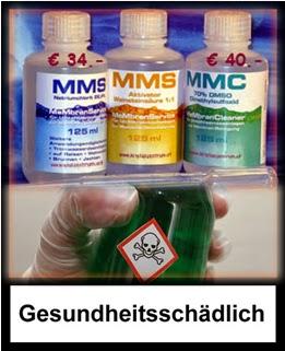 Erkältung bei tropfen mms dosierung MMS Tropfen