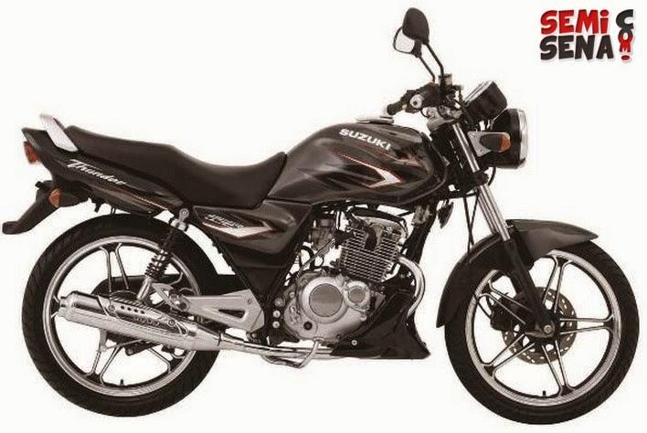 Suzuki Thunder  Specification