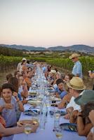 Outstanding in the field at Robert Sinskey Winery
