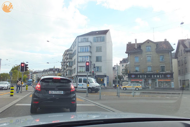 チューリッヒの街中 zurich-city4