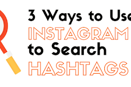 Search for Instagram Hashtags (update)
