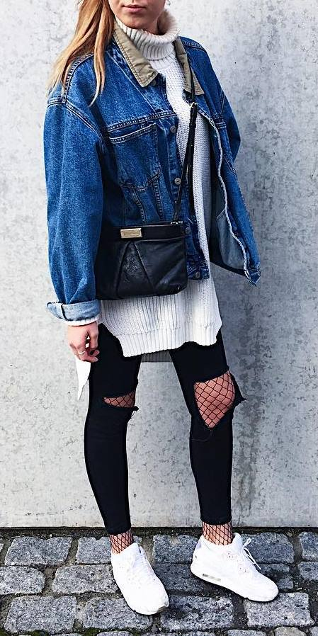 amazing street style outfit idea